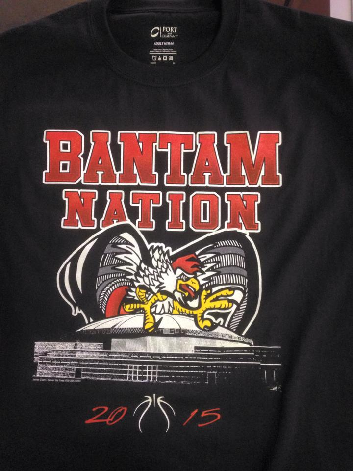 Bantam Nation 2015 (front)