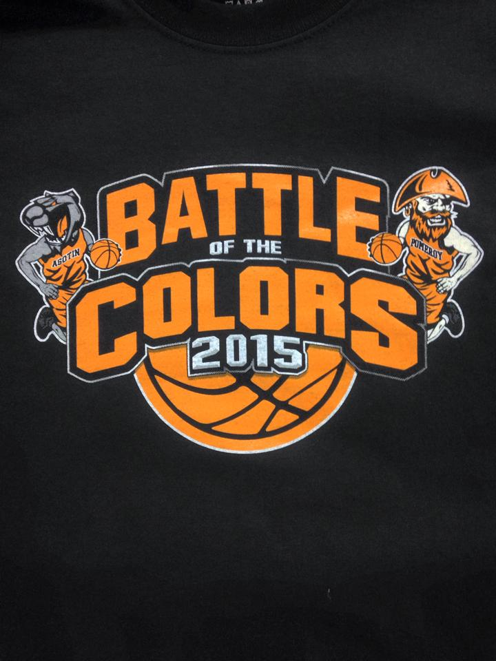 Battle of the Colors 2015 Black