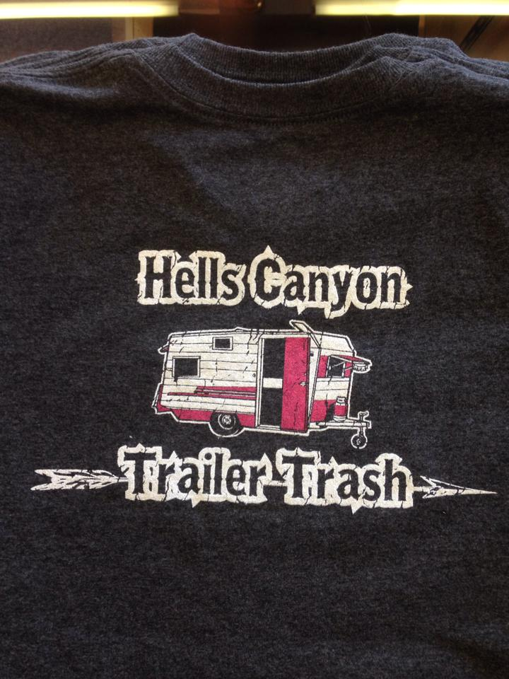 Hells Canyon Trailer Trash