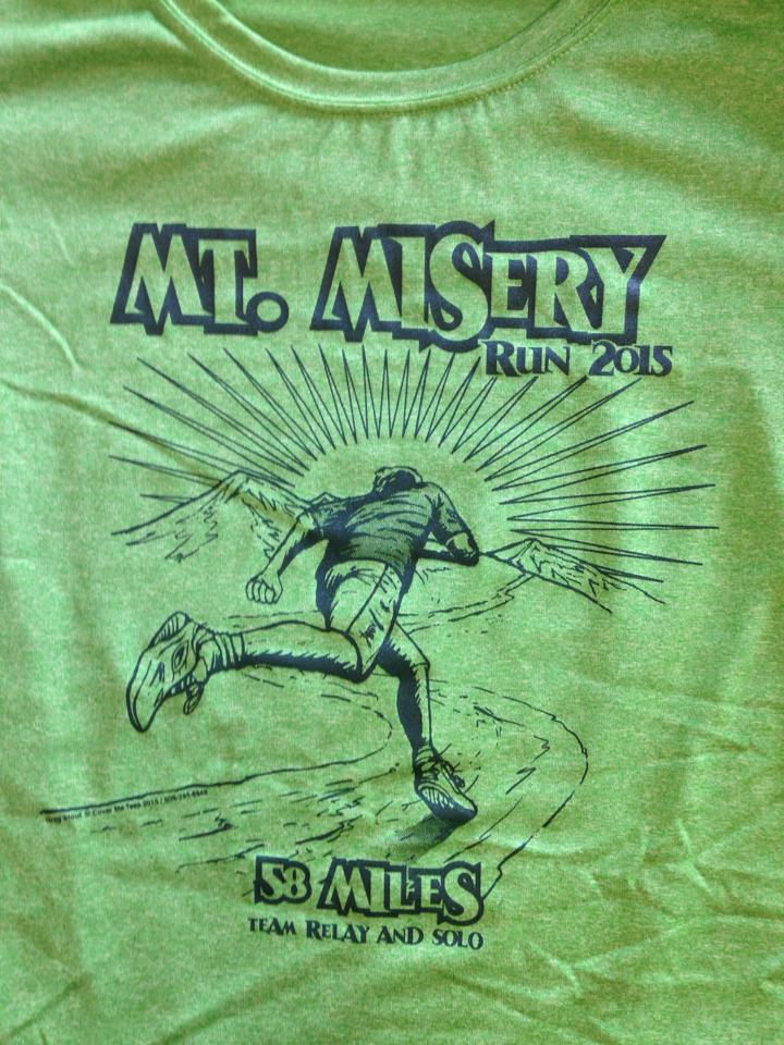 Mt Misery Run 2015