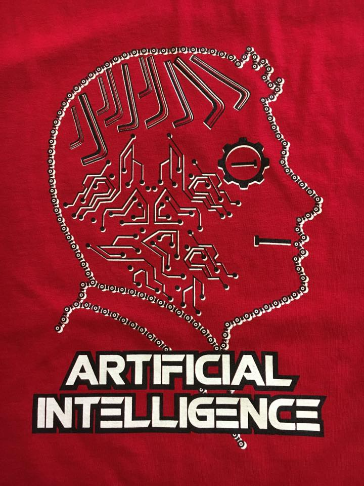 Artificial Intelligence (front)