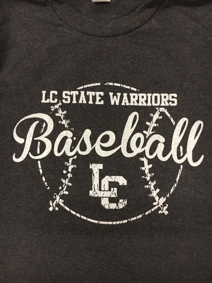 LC State Warriors stitches