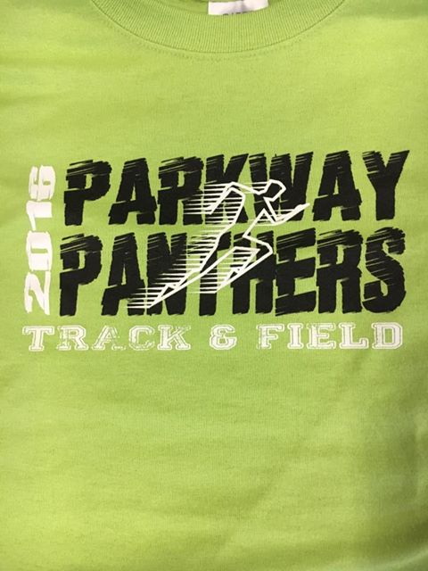 Parkway Track & Field 2016
