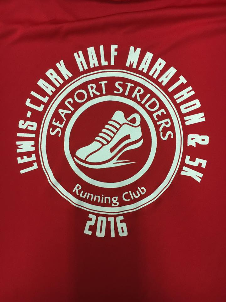 Seaport Striders 5K 2016