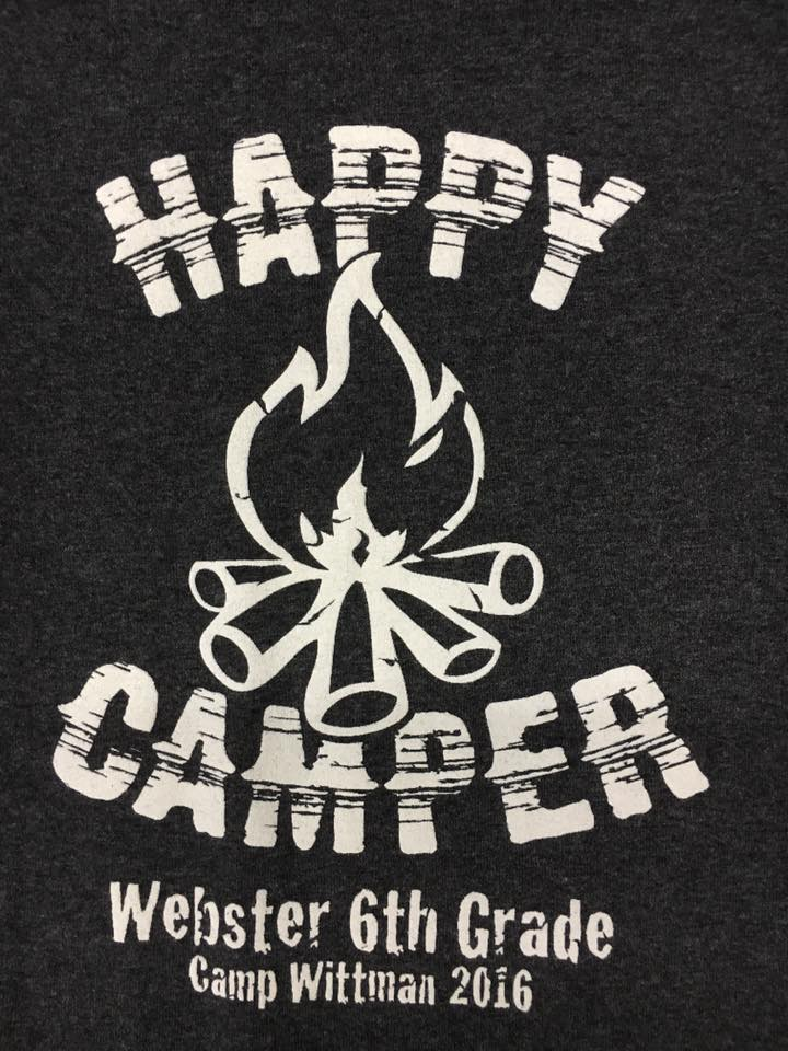 Webster Happy Camper 2016