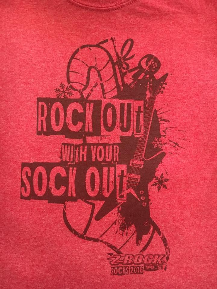 Z Rock sock 2016