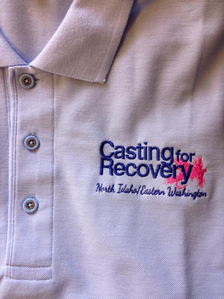 Casting for Recovery Embroidery