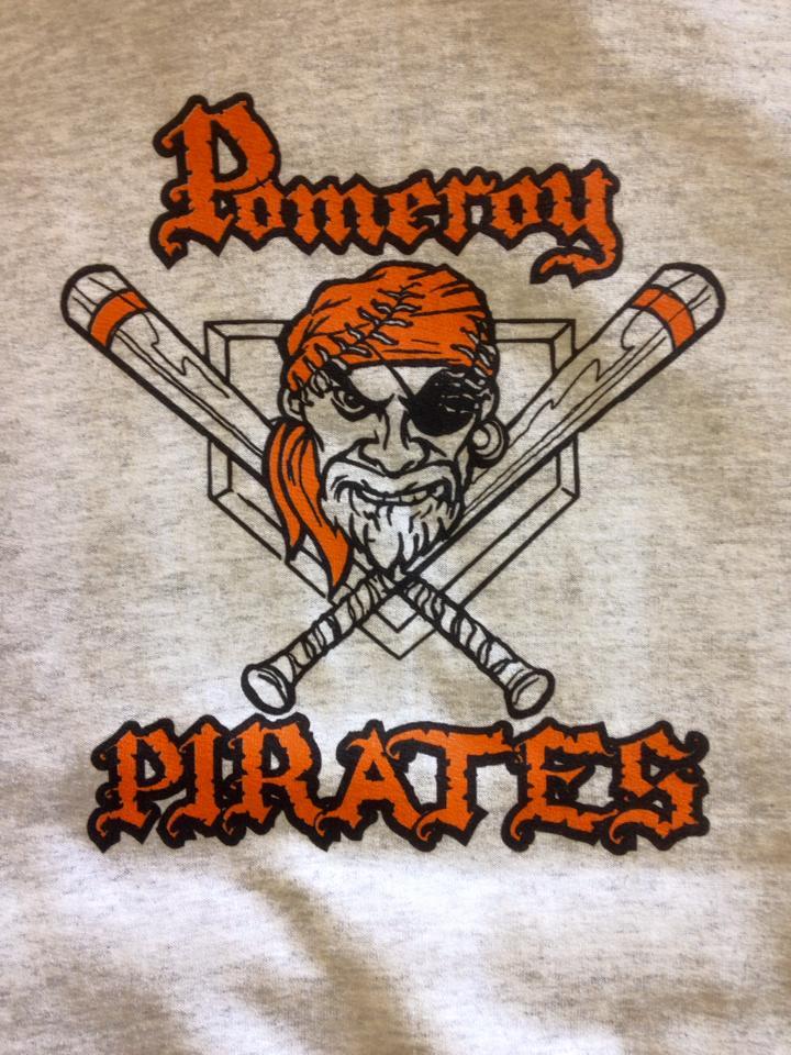 Pomeroy Pirates Baseball