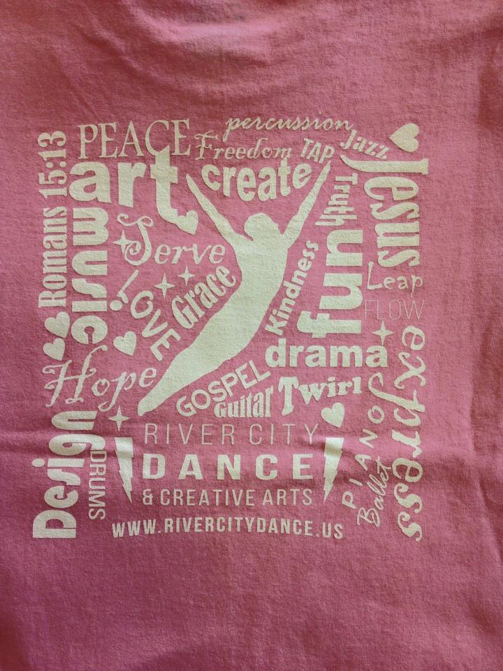 Rivercity Dance (back)
