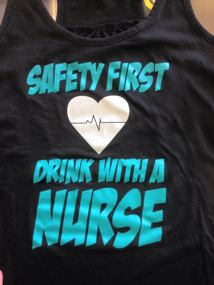 Safety First Nurse (front)