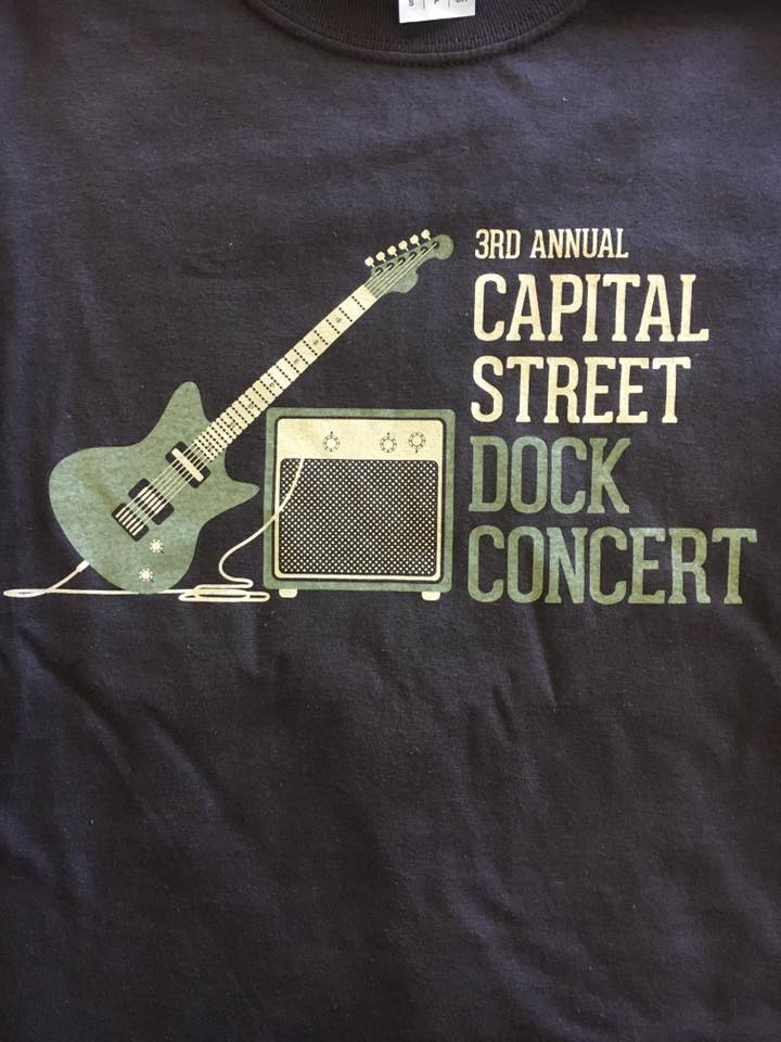 3rd Annual Dock Concert 2016