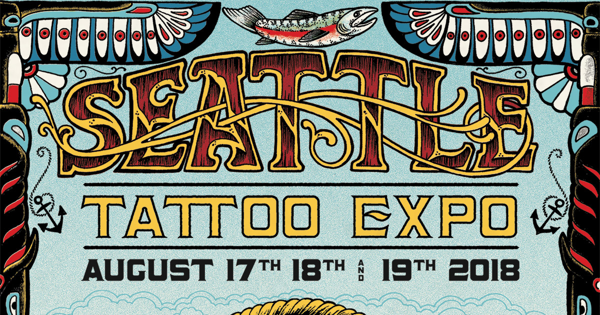 Going to the Seattle Tattoo Expo! | Cover Me Tees